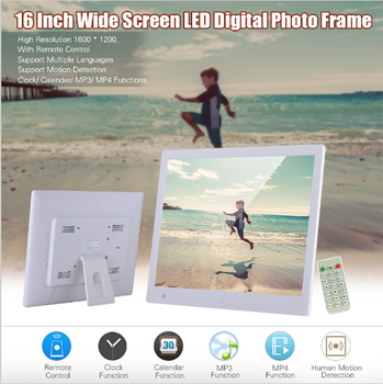 Promotion Ultra Slim Digital Photo Frame 7-17 Inch,Play Video,Play ...