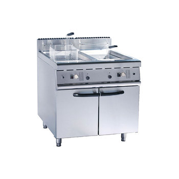 Restaurant Gas Potato Frying Machine