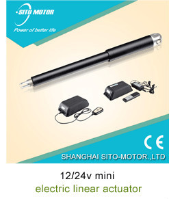 12 Volt High Speed Small Telescoping Electric Linear