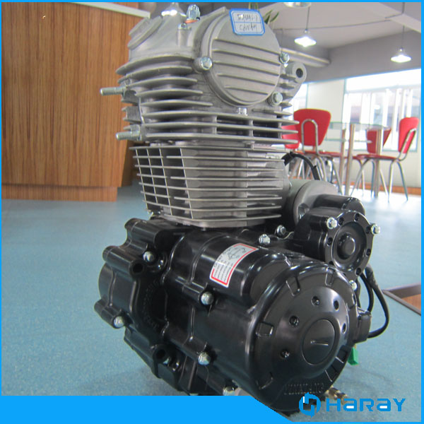 Chinese Loncin Single Cylinder 250cc Riding Motorcycle Engine ...
