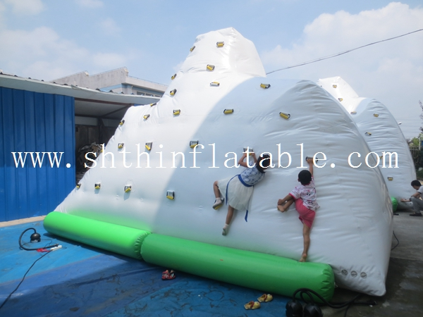 PVC 0.9mm inflatable iceberg water toy,inflatable iceberg,inflatable iceberg prices