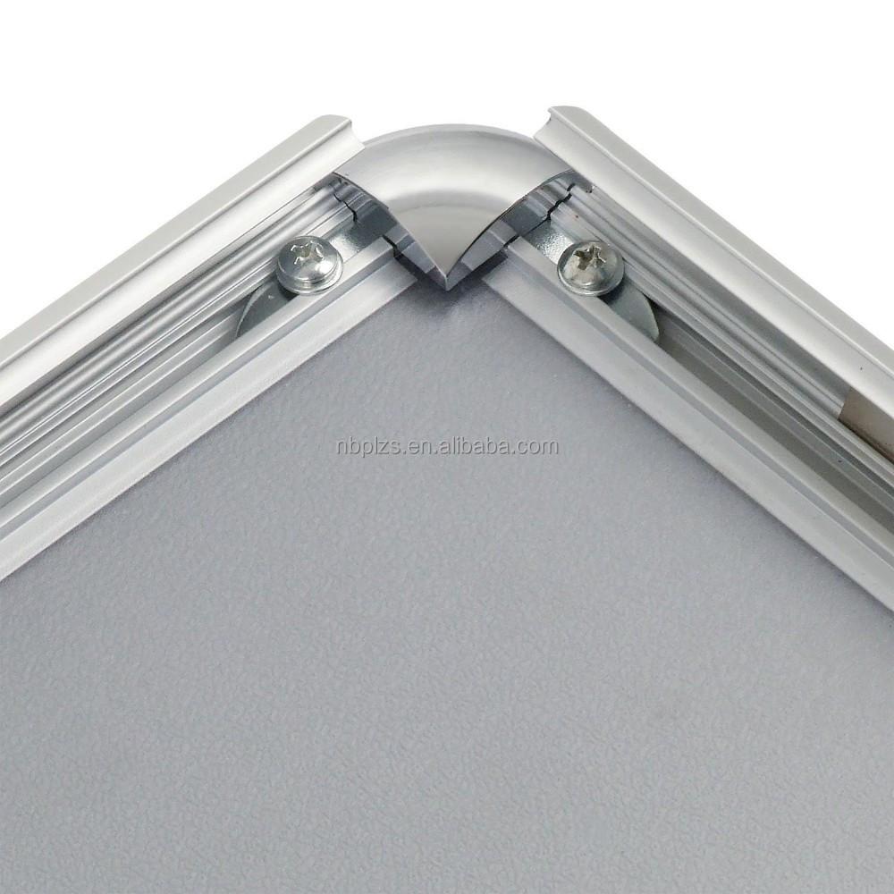 Precio de fábrica pantalla de publicidad, Marco 25mm marco de ...
