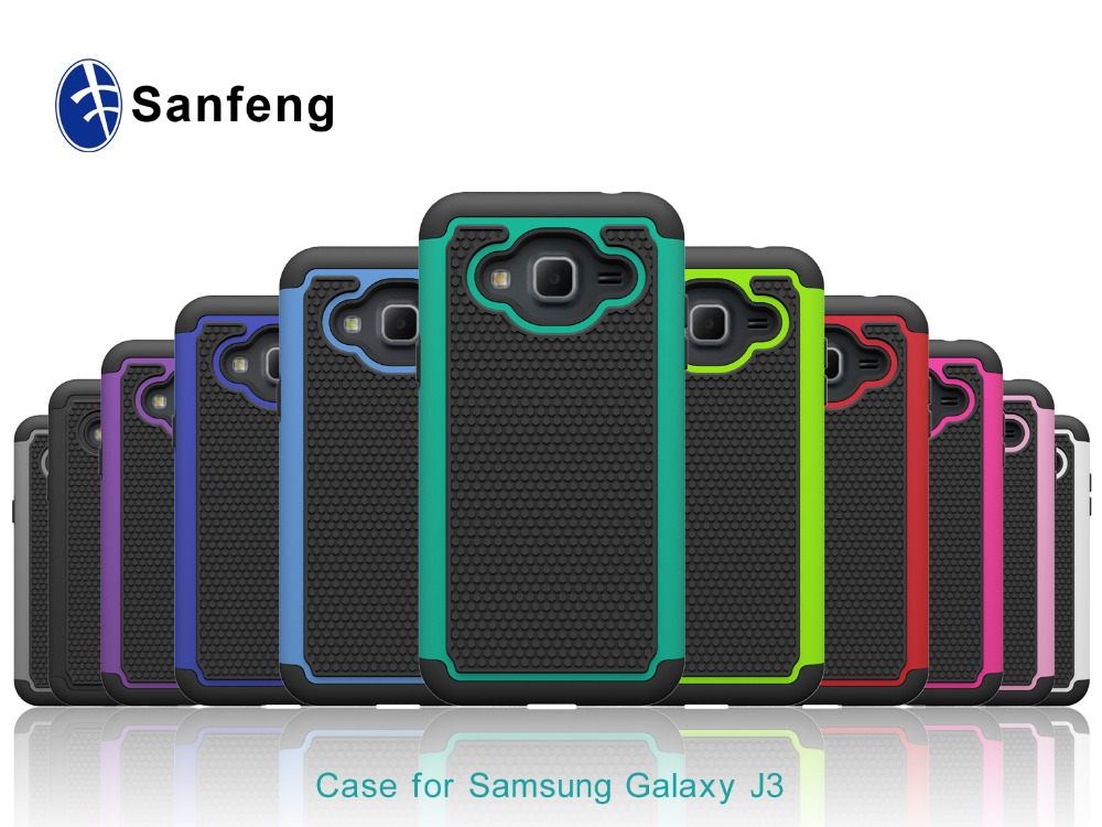 new product a9fa4 f3a88 China Wholesale Hybrid Case For Galaxy Samsung J3 Cell Phone Cover Original  Factory - Buy Hybrid Case For Galaxy Sam J3,China Wholesale For Sam J3 ...