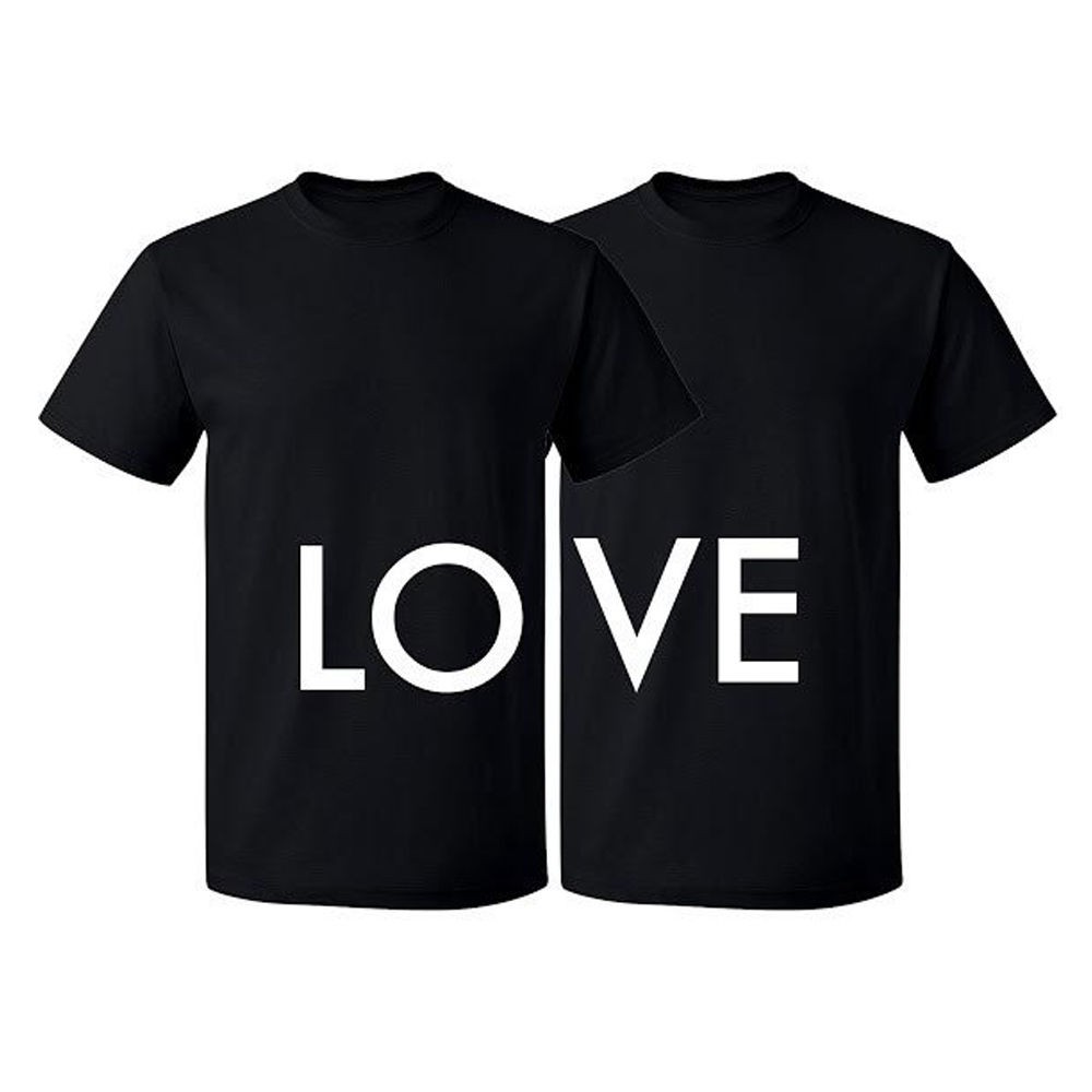 I Heart You Matching Couples Adult Mens T-Shirt Valentine/'s Day