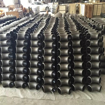 Schedule 40 90 Degree LR A234 WPB Carbon Steel Seamless Pipe Elbow