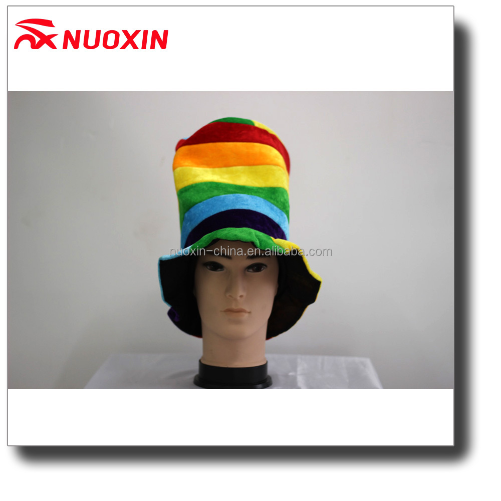 NX Supply World Cup Carnival Hats And Party Fan For Promotion Football Fans Caps