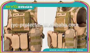 W123 Military Tactical Combat Vest