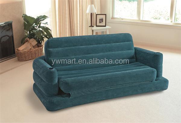 Di alta qualità floding intex gonfiabile divano letto aria divano