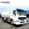 SINOTRUK High quality HOWO diesel fuel tanker carrier truck for sale