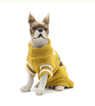Warm winter soft pet dog clothing pet cloth we accepting dropship