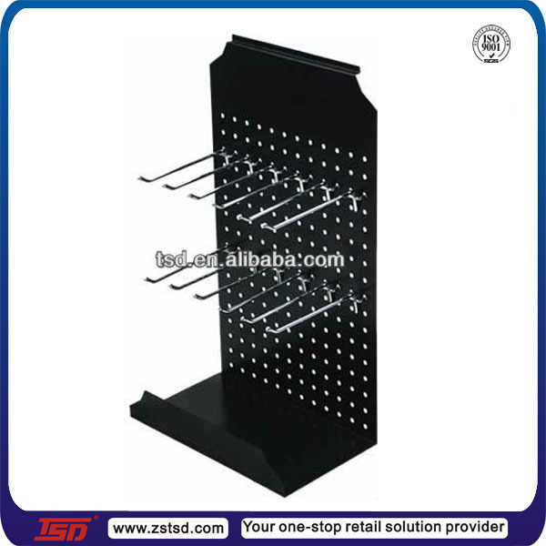 Tsd M011 Custom Retail Store Metal Pegboard Peg Hook