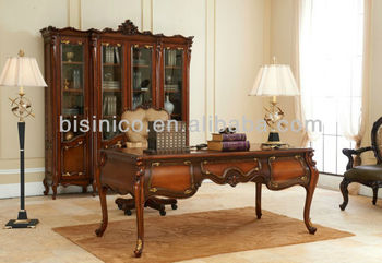 British Royal Home Office Study Room Furniture Private