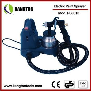 portable spray machine