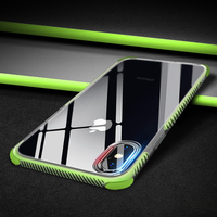 For iPhone X Case, Hybrid Drop Flexible TPU Back Soft TPE Inlayer Shockproof case for iphone x , Bumper Case For iPhone x