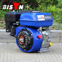 BISON(CHINA) BS170F Air-cooled Manual Start Single Cylinder 210cc 4 Stroke Mini Portable 7HP OHV Gasoline Engine 170F