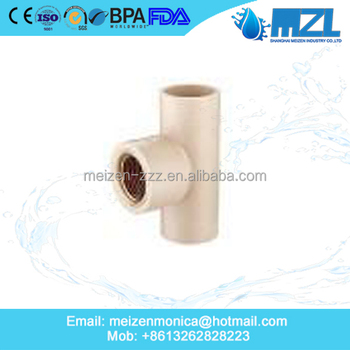 Mzl China Professional Suppliers Schedule 40 Pvc Pipe Fittings ...