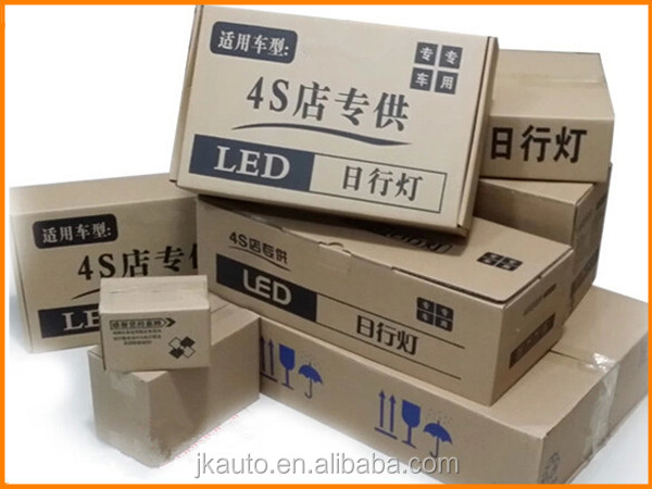 High Quality Light Guide Led Tail Lamp For Honda City Best Selling ...