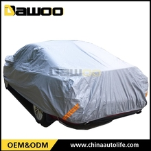 Inflatable hail proof protection car cover