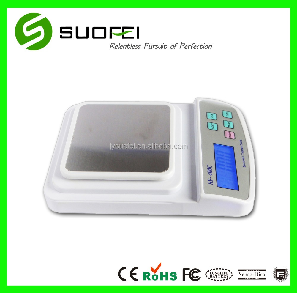 High Quality LCD List Scale Industries Factory SF-400C
