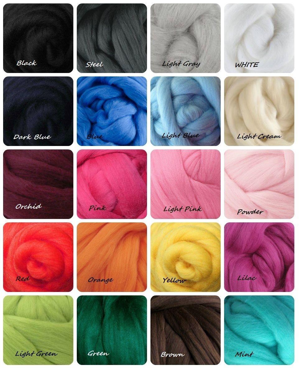 Wholesale 1 kg/ball giant chunky merino wool yarn for hand ...
