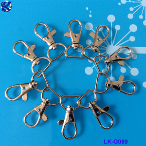 Factory made metal swivel dog leash snap hook