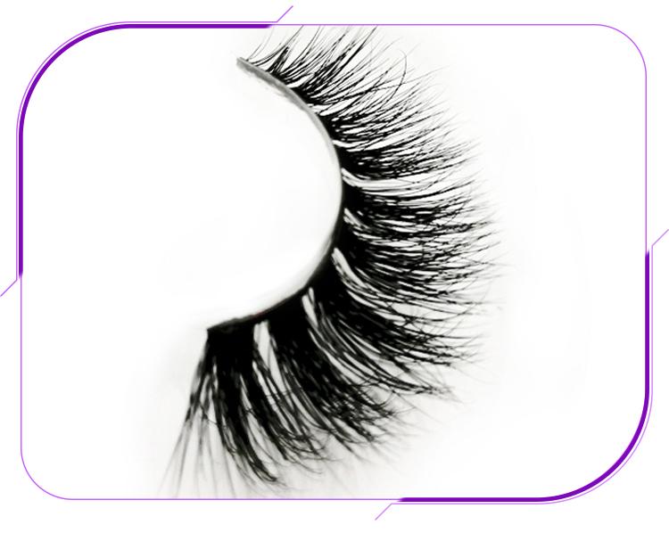 Natural Long 3d False Eyelashes Ups Free Shipping 500pair Mink Eyelashes 3d Mink Lashes Hand Made Makeup Fake Eyelashes Vendor Elegant Shape Beauty & Health Beauty Essentials