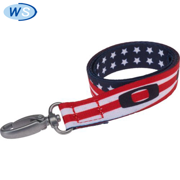 Best quality promotional custom mobile lanyards fashion design charms with metal hook