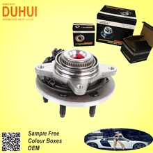 China Auto Parts Bearing Wheel Hub Bearing Front Axle Wheel Bearing for United States Lincoln