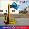 Semi Electric Oil Drum Handling Equipment Semi Electric Oil Drum Truck