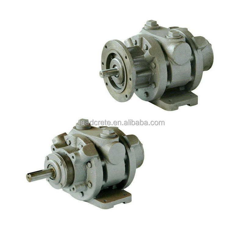Adjustable Speed 15 1 Vane Air Pneumatic Gear Motor Blade