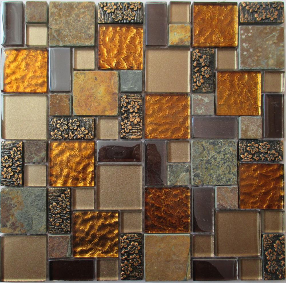 China fabricante m quina de grado piastrelle un mosaico backsplash de la cocina por cucina - Piastrelle tipo mosaico ...