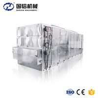 3-5 layers automatic cassava dryer vegetable and fruit herb tea moringa leaf ginger drying machine