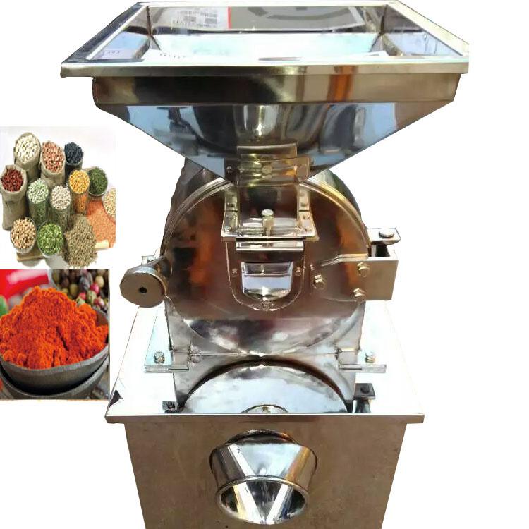 OC-20B Coco Fruta Ovo Batata Tomate Pimenta Em Pó Que Faz A Máquina de Mistura de Açafrão Moagem Moedor Máquina Preços