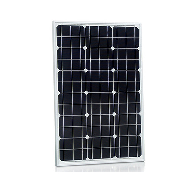 2017 new solar 80w solar panel monocrystalline black module