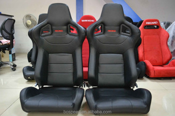 Dull Leather Car Seat