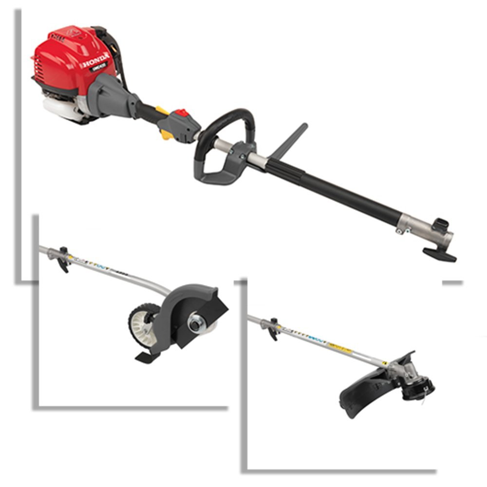 Honda UMC435 Powerhead w/Edger and Trimmer Attachment