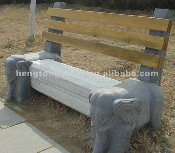 Panchine In Marmo Da Giardino.Mano Di Marmo Scolpito Panca Da Giardino Con Elefante Statua Buy