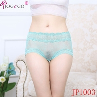 High Quality Cotton Underwear Breathable Sexy Lace Girls Hot Women Panties