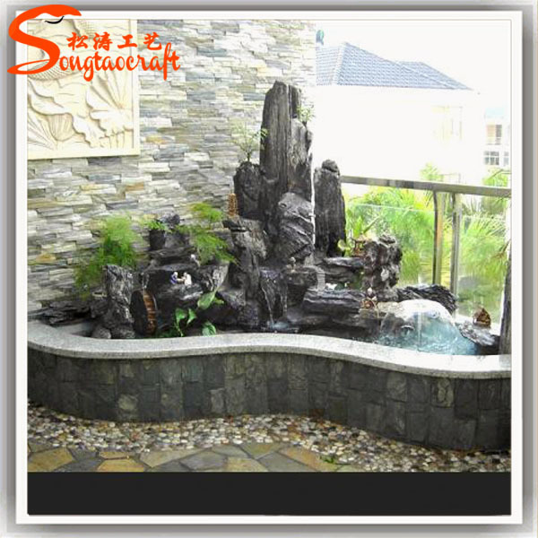 Modern Wall Fountain For Garden Decorative Water Fountains For