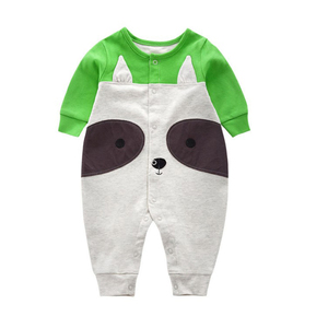 Baby Products Suppliers China 100% Cotton T Shirt Baby Girls Boy Rompers One Year