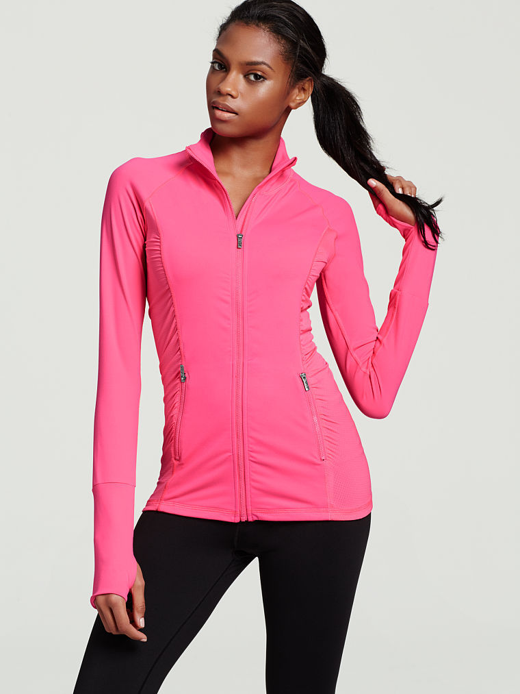 Fitness Apparel High Quality Cheap Women Yoga Jacket Running ...
