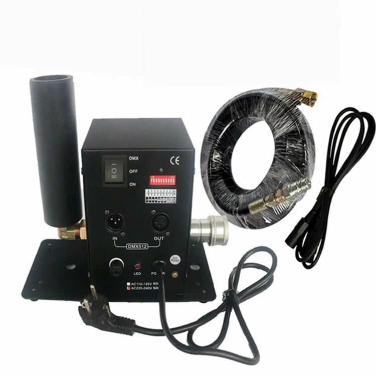 110V/220V 150W effect co2 jet machine with 5Mpa