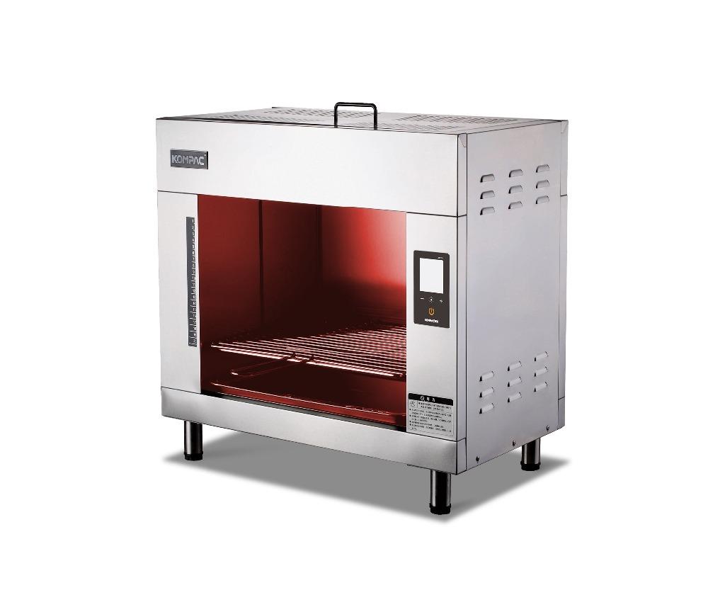 Fashion Safety Kitchen Mini Electric Salamander Steam Oven Grill ...