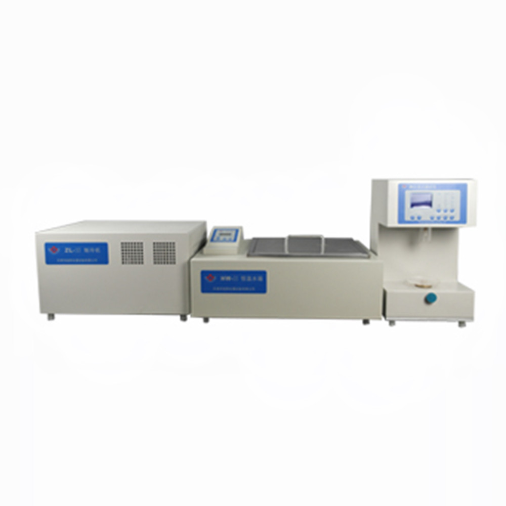 With High-definition LCD Display and Powerful Data Processing Ability Gelatin Gel Strength Test
