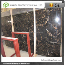 Black & Gold Marble Stone For Sale