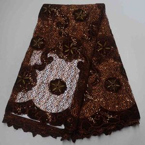 fashion show burgundy velvet handcut embroidery lace embroidery net nigeria velvet lace