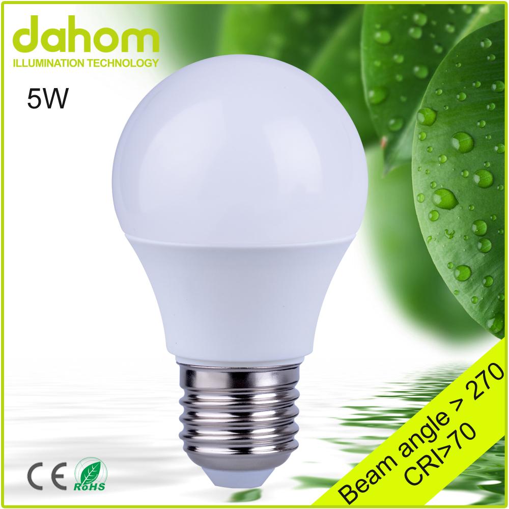 Low Price 220v Rc Driver Circuit 5w Light E27 Led Bulbs