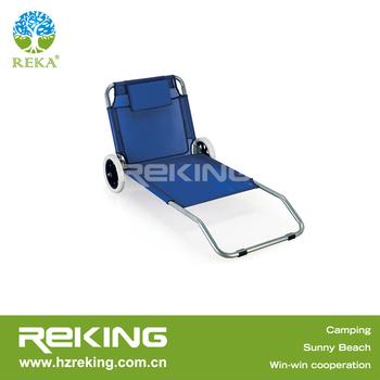 Portable Beach Chair With Wheels - Buy Beach Chair With Wheels,Beach  Trolley,Beach Trailer Product on Alibaba.com
