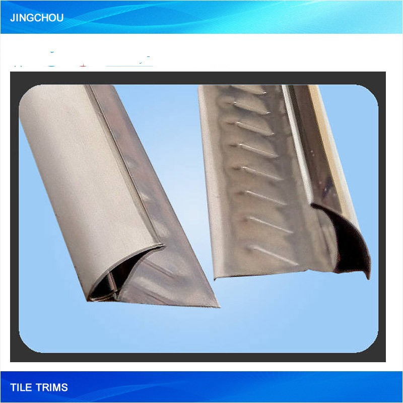 China factory schluter tile trim