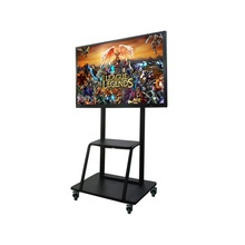 85 Inch Staande Educatief Smart <span class=keywords><strong>Digitale</strong></span> Board IR Touch Screen <span class=keywords><strong>Interactieve</strong></span> <span class=keywords><strong>Whiteboard</strong></span>